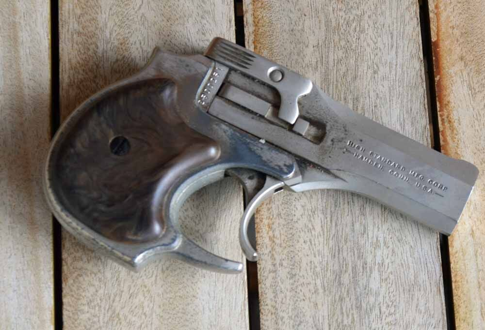 The High Standard Derringer.