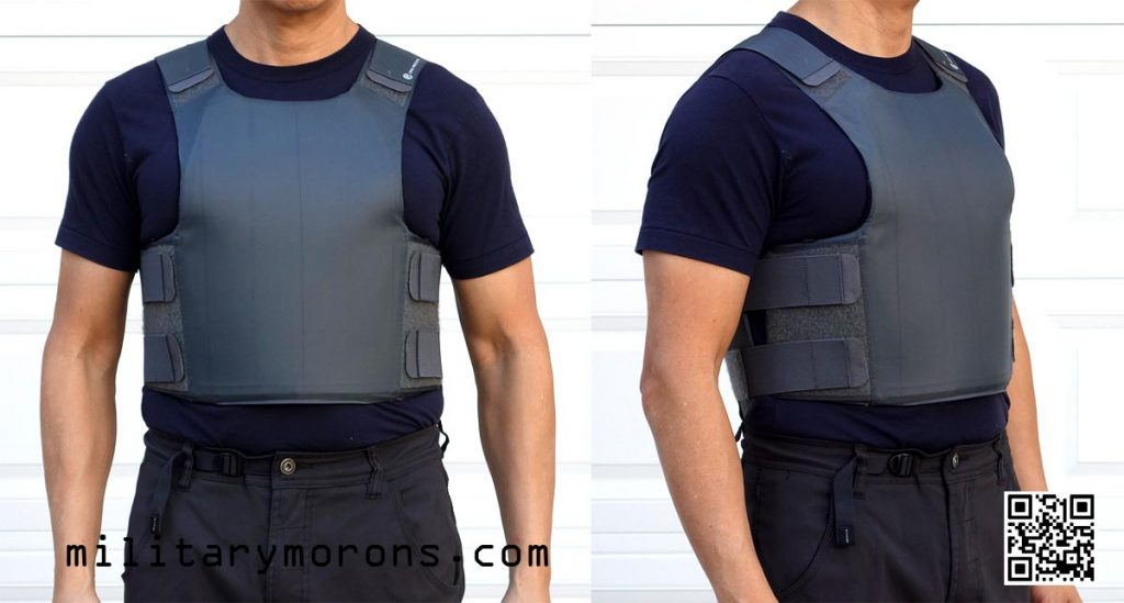 "Base Vest with 2"" Straps"