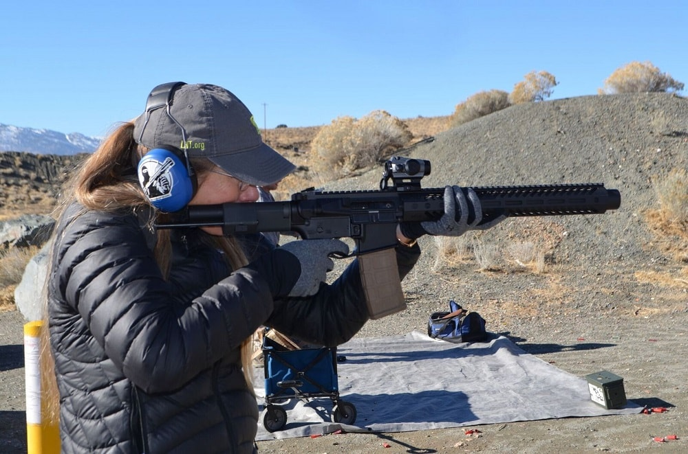 """The GEMTECH Integra ISR (Internally Suppressed Rifle) is an accurate and extremely quiet alternative to """"Two Stamp"""" guns."""