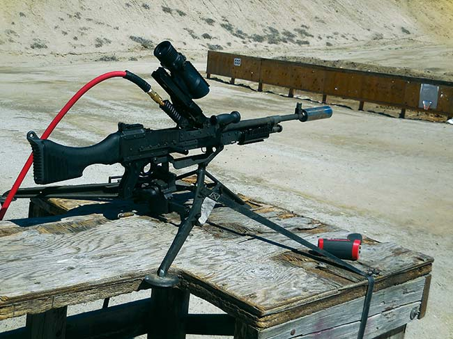 Small Arms Defense Journal: Testing the Gemtech MGS