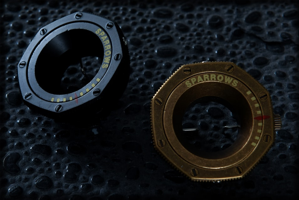 Looking to do some lockpicking for fun and profit? Check out Sparrows lockpick tension wheel.