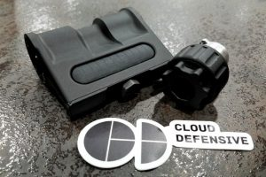 The OWL Optimized Weapon Light is made 100% in the USA in the Cloud Defensive production facility.
