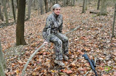 Peeing in the Woods for Women
