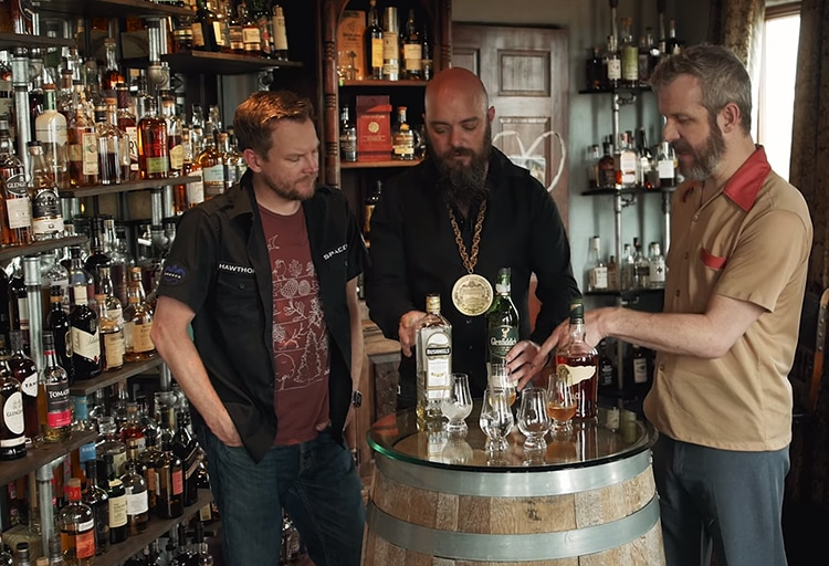 NSSF SHOT Show 2018 - order whiskey with wisdom at the SHOT Show 40th anniversary