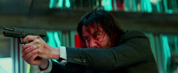 P320 in the movies - John Wick used one, and so did Frank Castle (the Punisher).