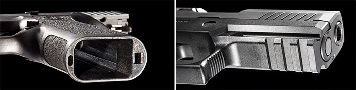 SIG P320 XCarry review for Shooting Illustrated by Tamara Keel