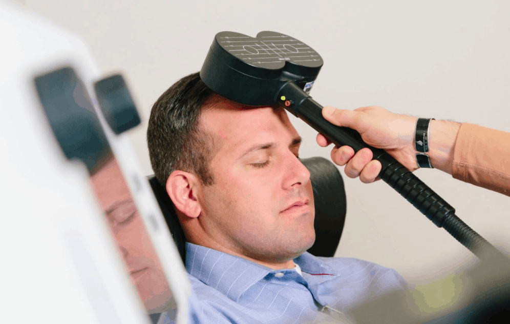 Magnetic Resonance Therapy for PTSD and TBI