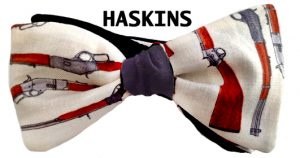 Aaron Haskins is a student of violence and a well respected guest contributor at Breach-Bang-CLear