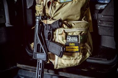 The Daniel Defense DD M7vP AR EDC Pistol