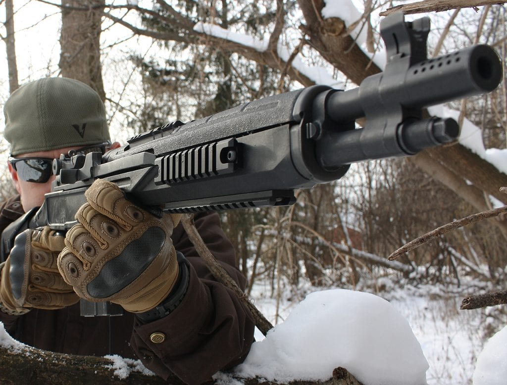 The Delta 14 Chassis M1 and M14 upgrade system - Small American Business.