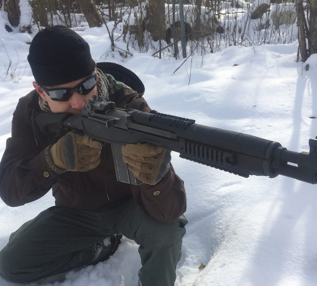 The Delta 14 Chassis Legacy Rifle Upgrades - including M1 and M14 modernization packages - from a Small American Business.