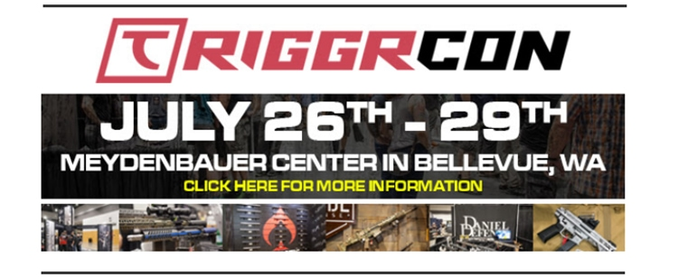 TRIGGERCON is coming soon - TRIGGERCON is one of the best firearm industry shows in the country.