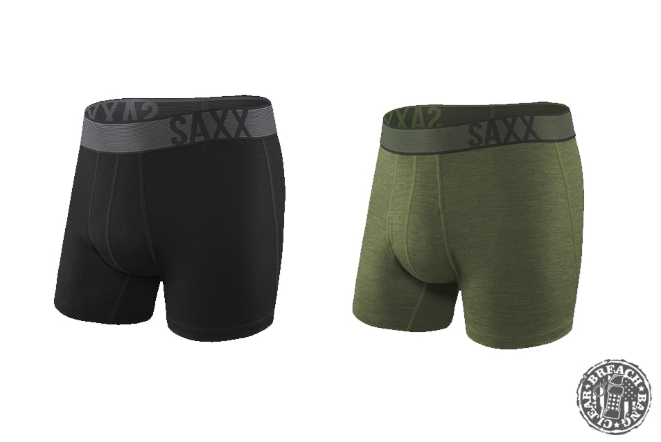 SAXXBlacksheep. A little simpler, but oh so comfy on your nethers.
