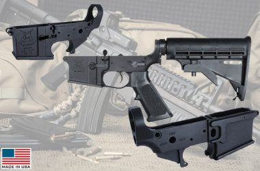 KE Arms Billet Lowers