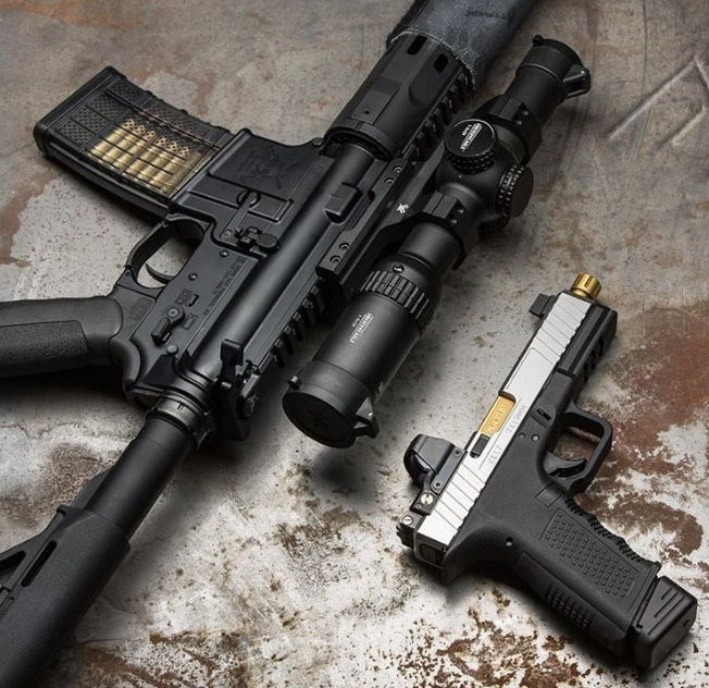 KE Arms | American made AR15 and Glock parts.