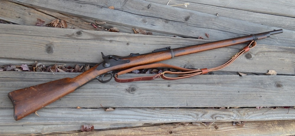 The Springfield M1873 – America's First Modern Rifle?