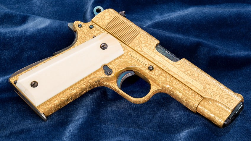 Image of Customized Colt Combat Commander