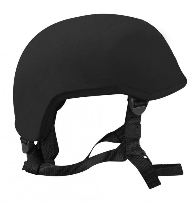 Image of the Propper ACHIII Helmet, appropriate gear for responding to an Active Shooter situation.