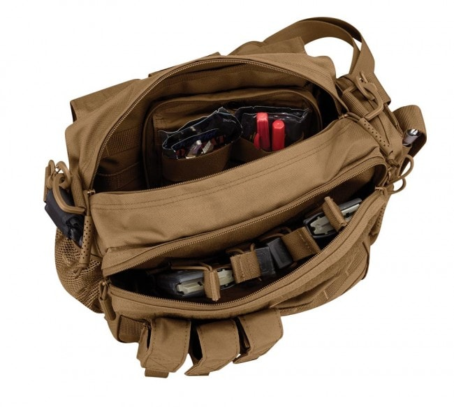 Image of Propper Bail Out Bag, effective gear for an Active Shooter situation.