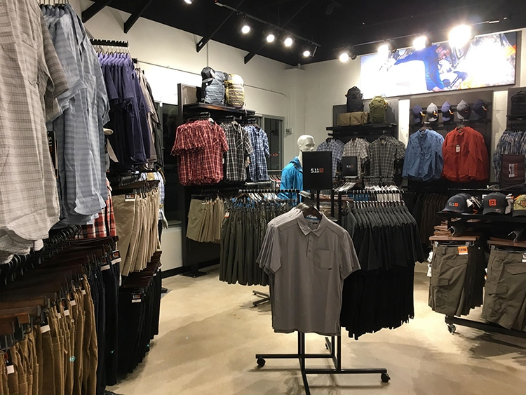 Downers Grove IL 5.11 Tactical Retail Store