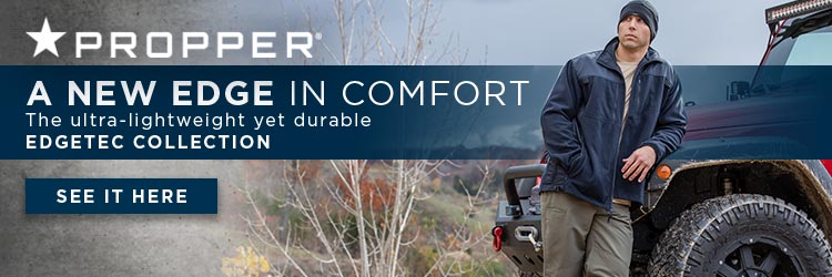Propper Apparel - home of the EdgeTec line, CCW apparel, and tactical clothing and accessories