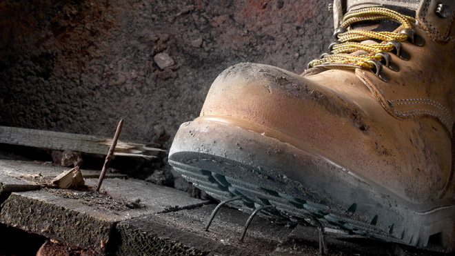Puncture Proof Boots