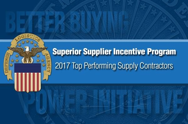 Quantico Tactical Earns SSIP Recognition as a DLA Gold Superior Supplier
