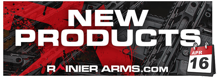 Rainer Arms New Products April 16