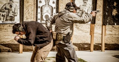Solutions Group International High Risk Dignitary Protection Course
