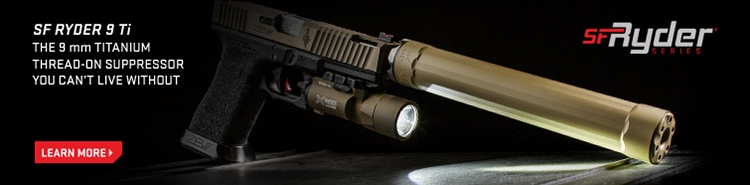 SureFire Field Notes - Ryder Suppressor