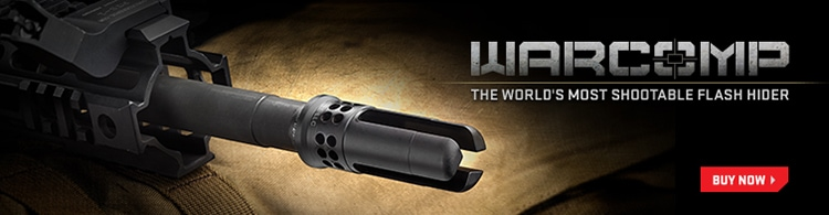 SureFire War Comp muzzle device