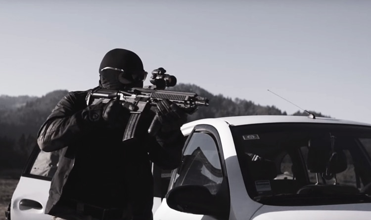 Pros Guide to Tactical Shooting: VIP Protecion and Varying Cover