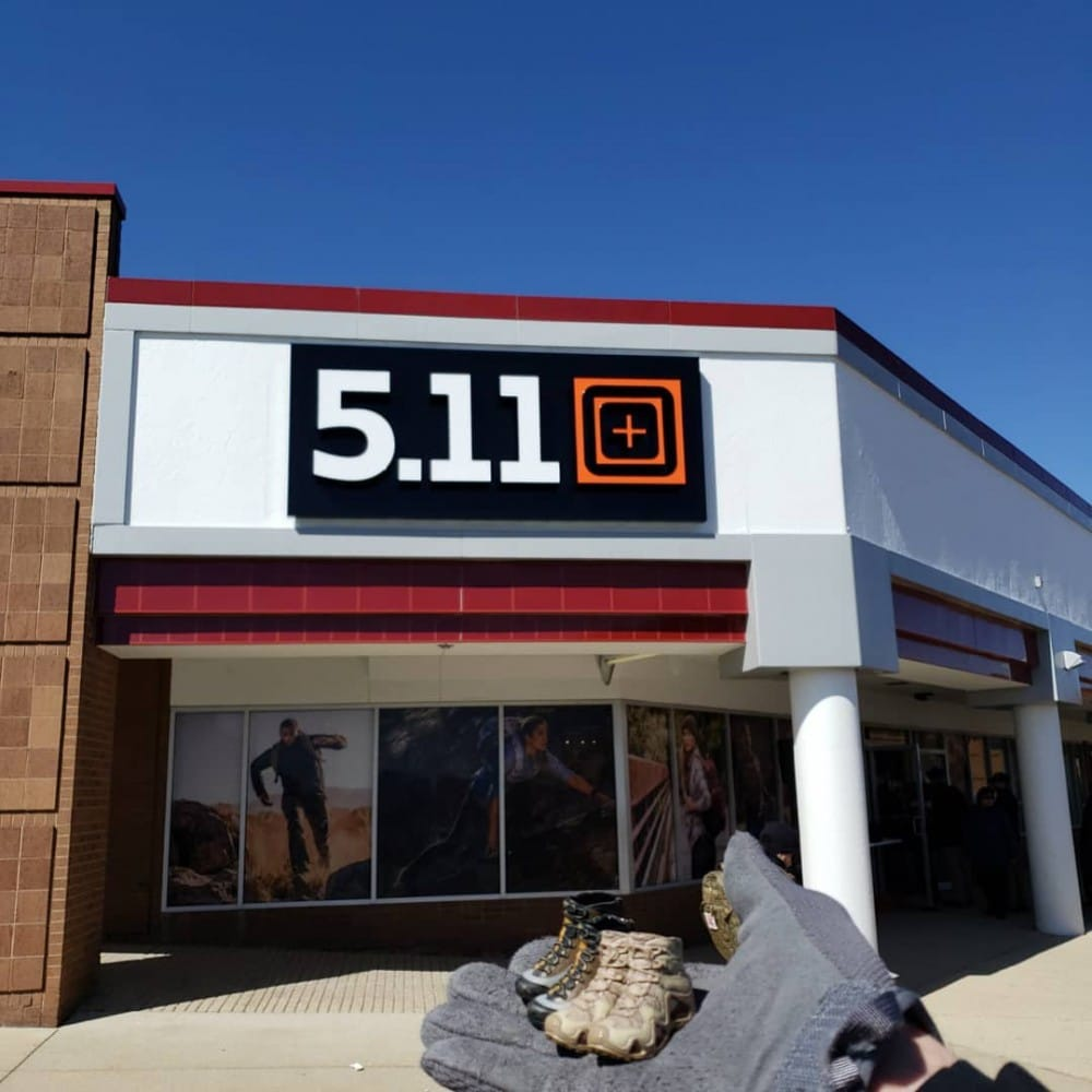 5.11 Tactical Retail Outlet Chicago - Dawsons Grove IL