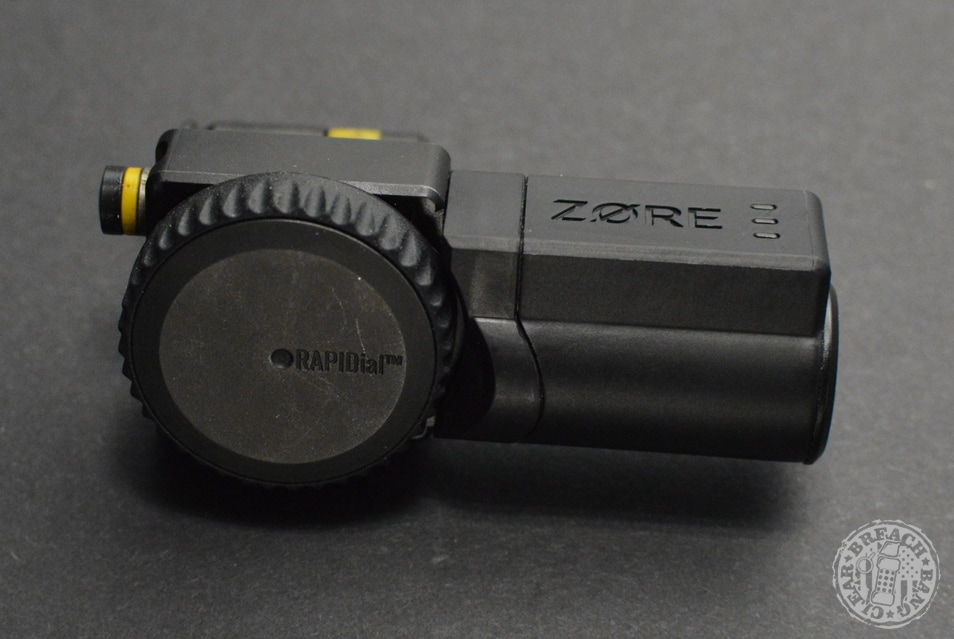 A review of the ZORE-X weapon lock.