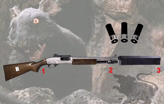 Rat Blaster Shottie - building a cool 20 gauge