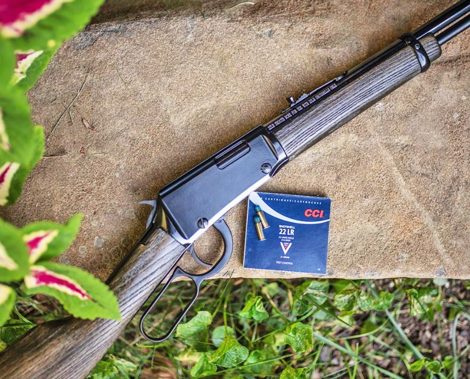 "Henry's ""Garden Gun"" .22 smoothbore shotgun; photo by @Holtworks."