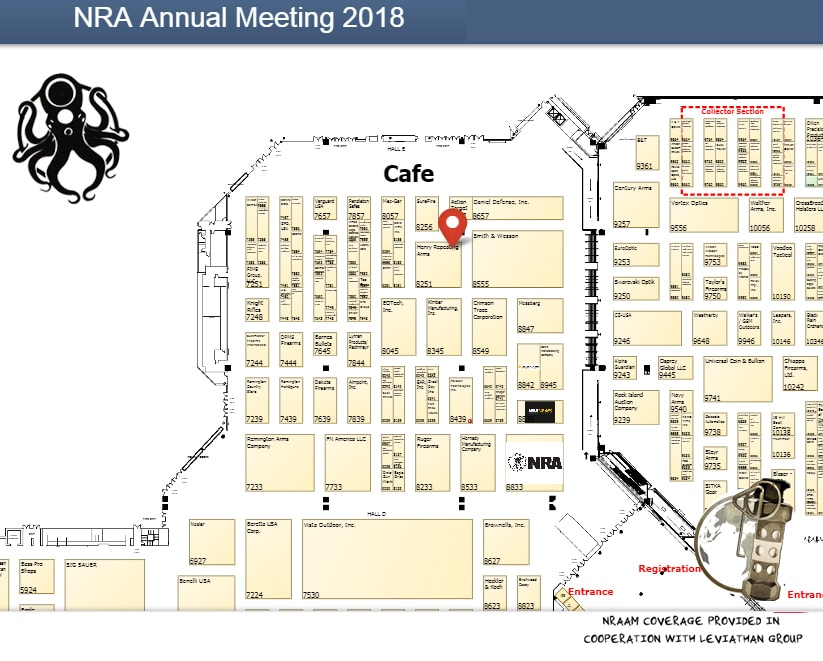 Henry Rifle boot - NRA Annual Meeting 2018
