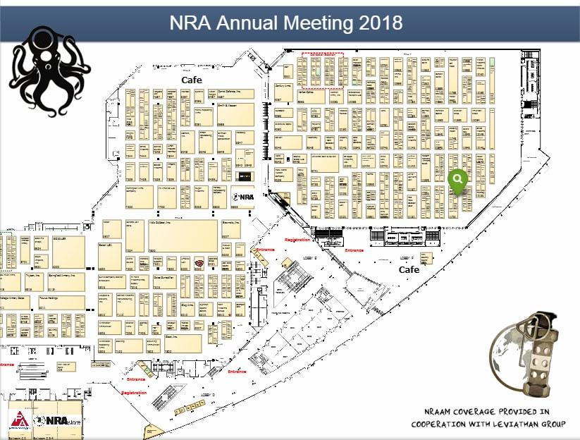 NRAAM 2018 - LANTAC USA