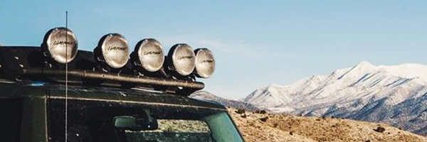 Overland vehicle lighting from lightforce
