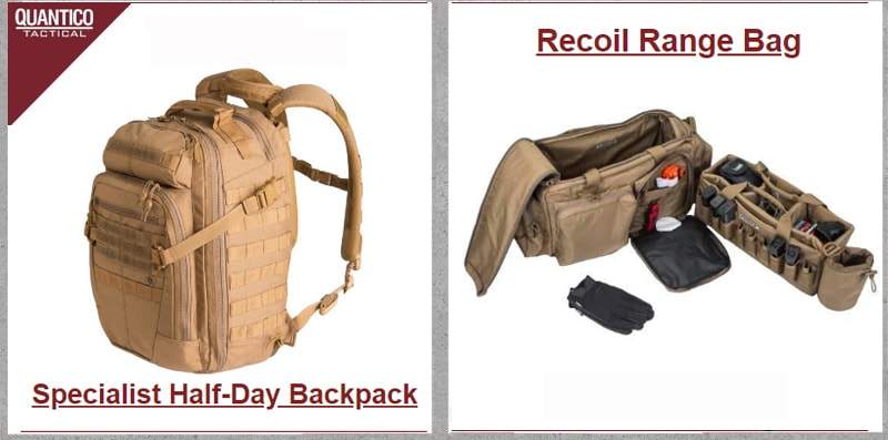 Quantico Tactical, founded by David Hensley USMC Retired