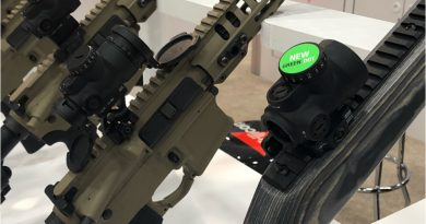 Trijicon MRO Green Dot NRAAM 2018