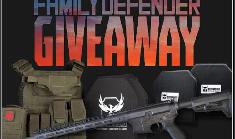 Family Defender Giveaway | Last Day!