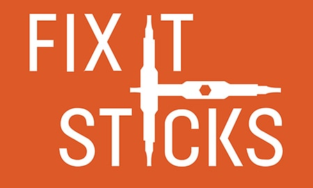 Fix It Sticks fpr shooting and cycling.