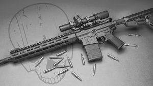 Image of Gray Ghost Precision Rifle