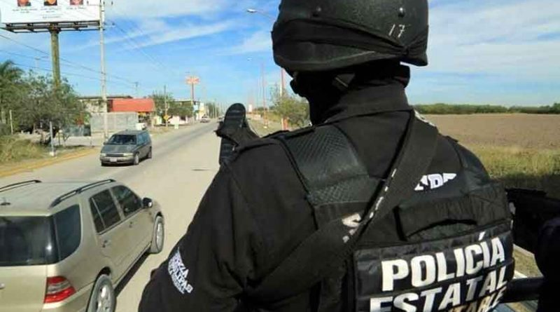 Image of Mexico police