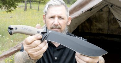 Norseman Review - Breach Bang Clear - Kershaw Camp 10