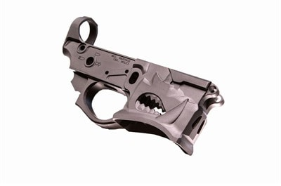 "Sharps Brothers ""Warthog"" Lower Receiver for Upgunning Icons Jack Burton Porkchop Express edition."