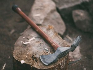 Image of Pulaski Axe for Father's Day Gift