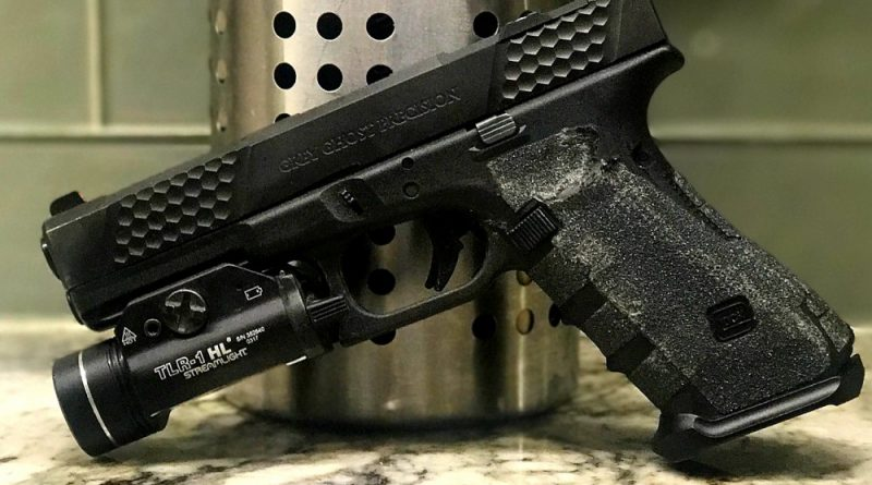 SITREP on ongoing review of a Grey Ghost Precision GGP Glock Slide V2