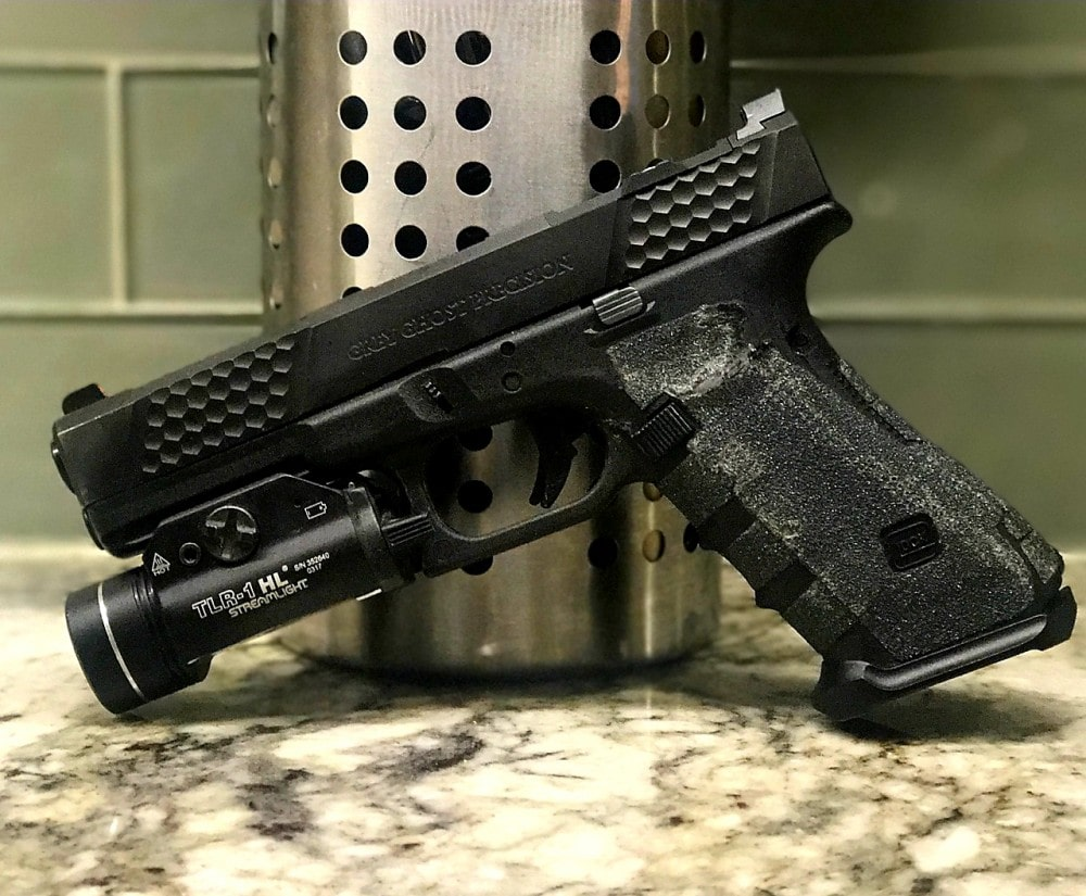ARMSLIST - For Sale: Grey Ghost Precision G19 (Stripped)